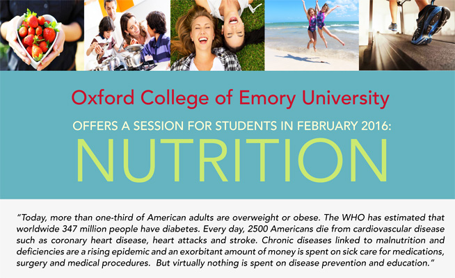 nutrition emory