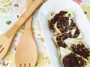 Eat4happiness - black olive tapenade
