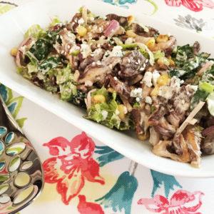 r#37e4h Chicken Liver salad Eat4happines