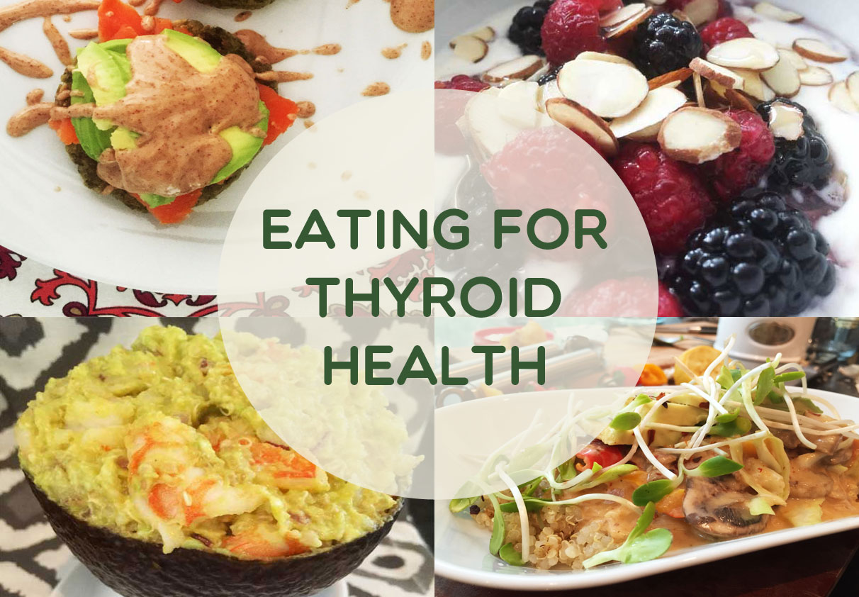 eating for thyroid health