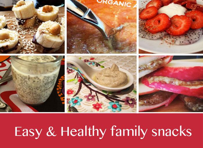 snacks fro family