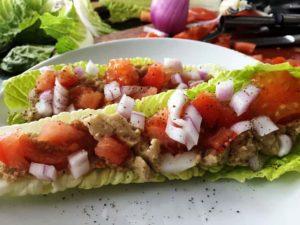 r#69e4h wrapped bean salad taco